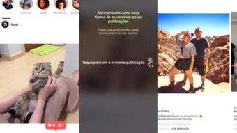 Instagram testa rolagem lateral no feed igual aos Stories e irrita usuários