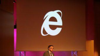 Internet Explorer será aposentado no Windows 10, mas continuará no seu PC