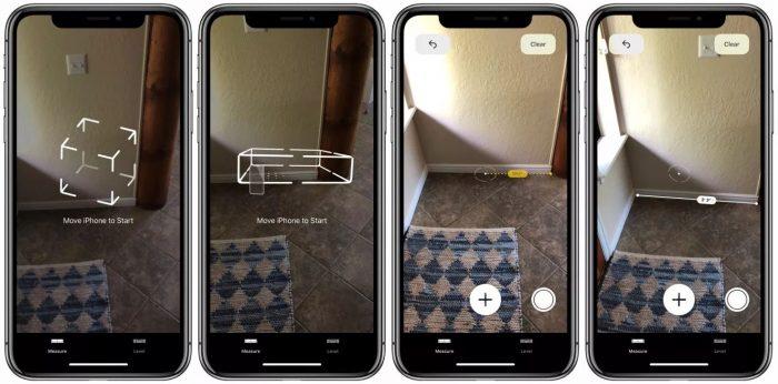 iOS / Medida / bagagem de mão