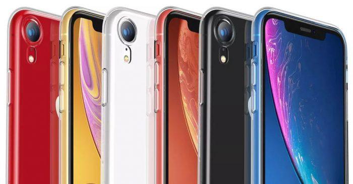 Apple / capinha transparente para o iPhone XR (detalhe) / como limpar capinha de celular