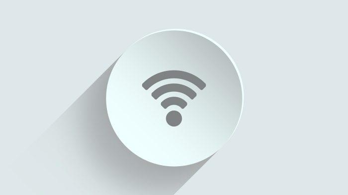 ivke32 / símbolo do Wi-Fi / Pixabay / Wi-Fi visitantes