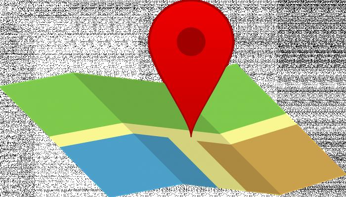 Map / Pin / Pexels