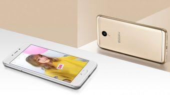 Meizu M6 é um celular intermediário que chega ao Brasil por R$ 649