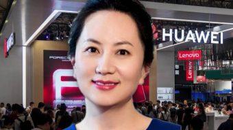 Executiva da Huawei pode pegar 30 anos de prisão por fraude