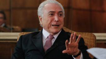 Huawei recruta Michel Temer para defender presença no 5G do Brasil