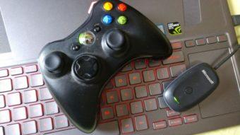 Como conectar o controle do Xbox 360 no PC
