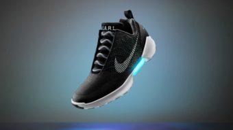 """Nike vai lançar novo tênis que se amarra sozinho como em """"De Volta para o Futuro"""""""