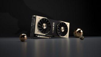 Titan RTX é a mais nova placa de vídeo poderosa da Nvidia