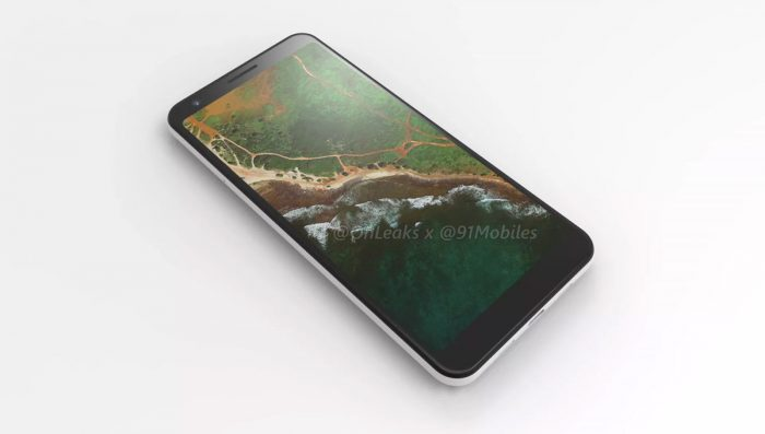 Pixel 3 Lite XL não deverá contar com notch