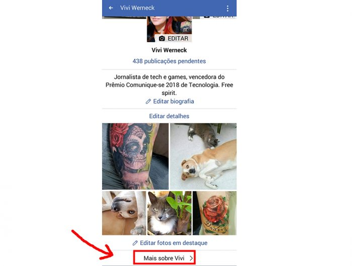 facebook lite relacionamento / reprodução