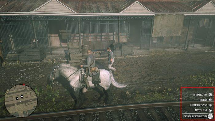 Red Dead Redemption 2 português / reprodução