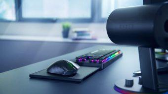 Razer lança teclado e mouse para Xbox One