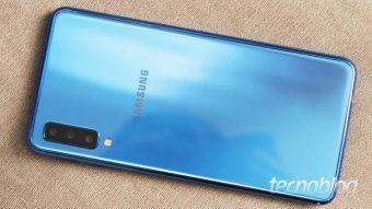 Samsung atualiza Galaxy J6, A6+, A7, A8 e A8+ para Android 9 Pie no Brasil