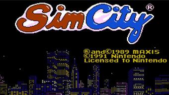 Protótipo de SimCity para NES reaparece na internet (o jogo nunca foi lançado)