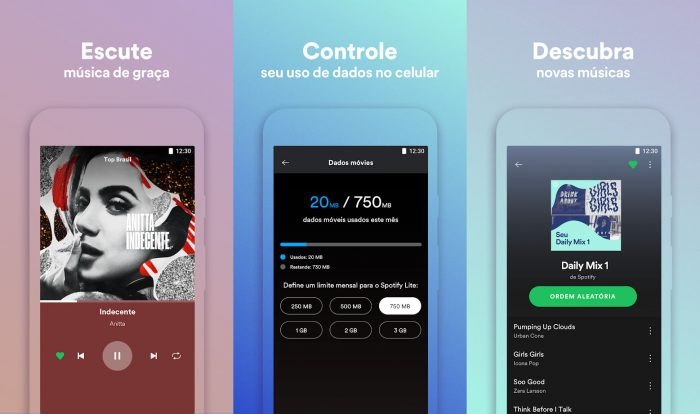 Android / Spotify Lite