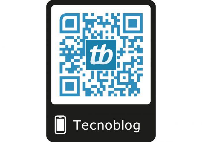 QR Code do Tecnoblog / como criar um QR Code