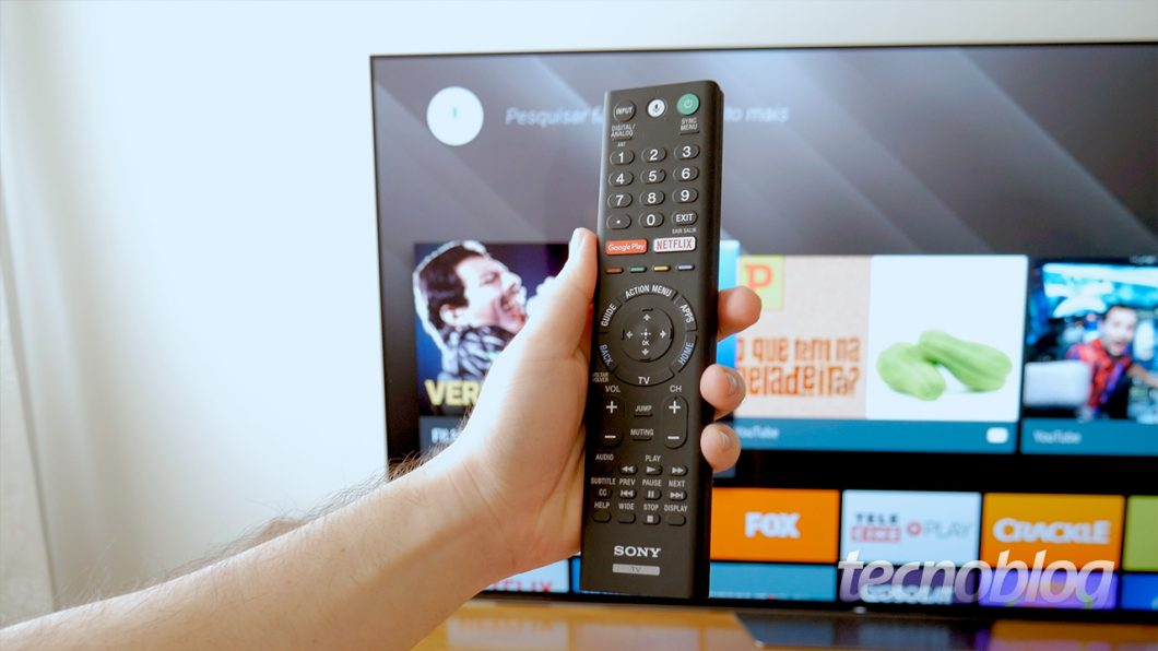 TV OLED Sony A8F