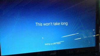 Microsoft cancela atualização do Windows 10 que impede boot