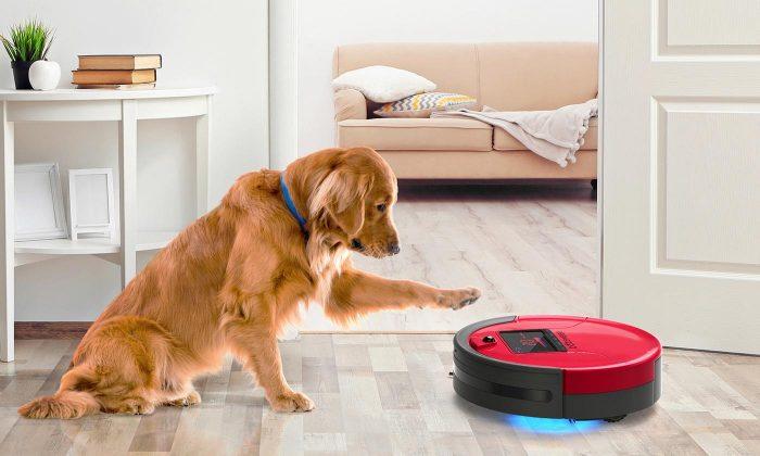 Bobsweep PetHair Robot Vacuum Cleaner / Groupon