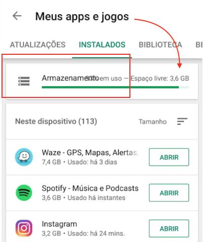 Desinstalar Aplicativos Android