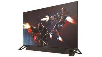 Nvidia e HP lançam monitor gamer 4K de 65 polegadas com G-Sync