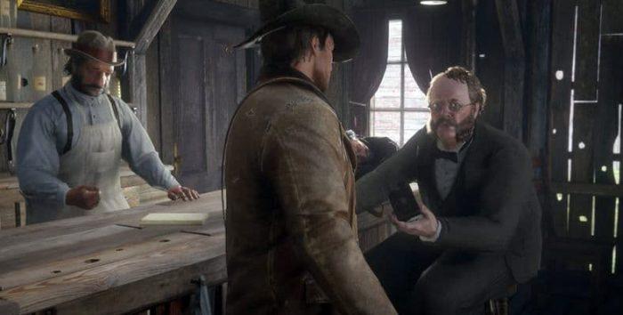 Red Dead Redemption duelo / reprodução