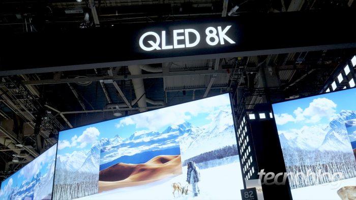 Samsung - QLED 8K