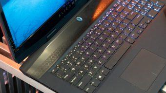 Alienware m17 é um notebook gamer com Core i9, RTX 2080 e corpo fino