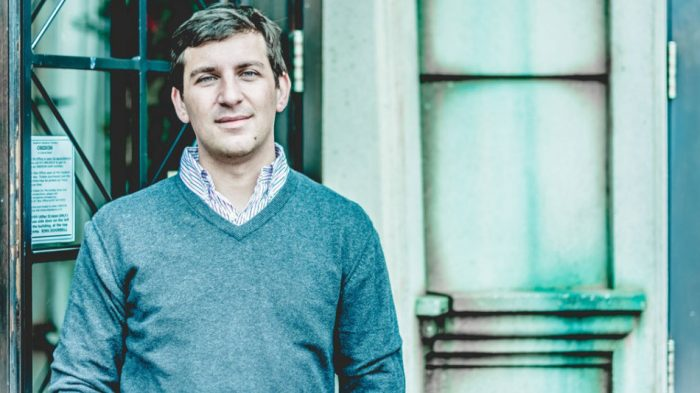 Andre McCollum / quem fundou o facebook