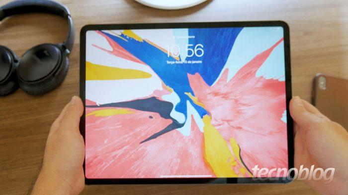 Usuários do iPad Pro relatam que tela não está reconhecendo alguns toques