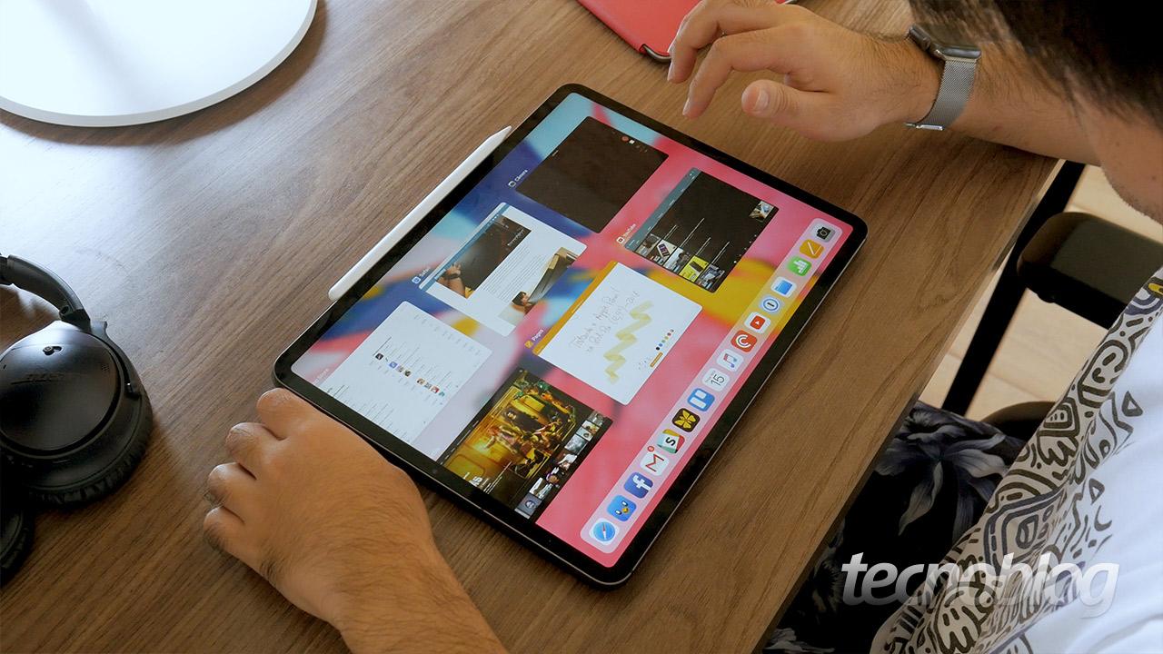 Review Ipad Pro 12 9 Polegadas 3ª Geracao Poder De Pc Usabilidade Ainda Nao Analise Video Tecnoblog