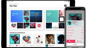 Como ouvir música offline no Apple Music [download de faixas]
