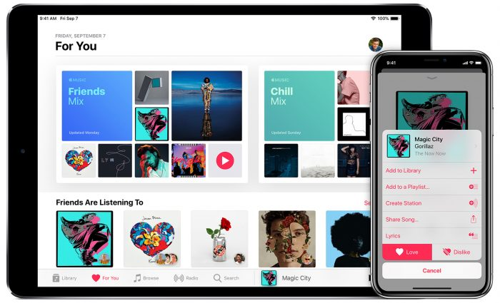 Apple Music / baixar música no iphone