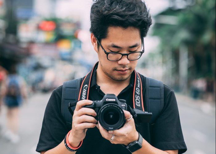 Camera Canon / Aunnop Suthumno / Unsplash