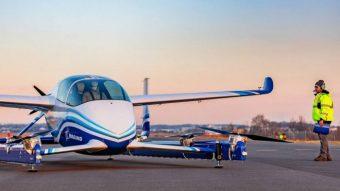 Boeing faz primeiro teste de táxi aéreo autônomo para o Uber Air