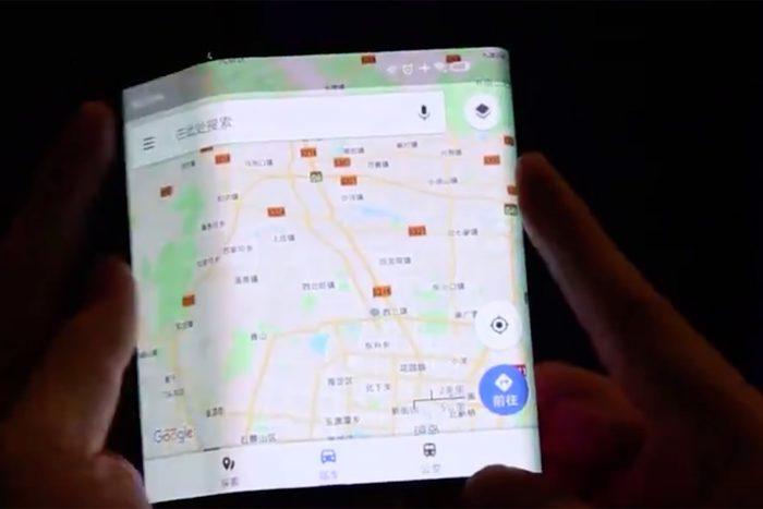 Xiaomi pode estar preparando seu celular dobrável