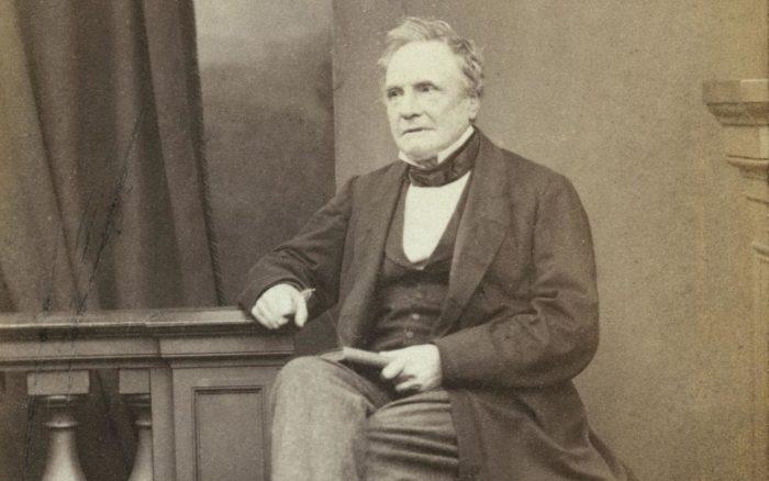 Charles Babbage / quem inventou o computador