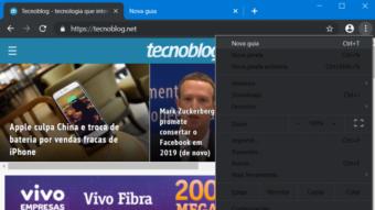 Google Chrome testa modo noturno no Windows, mas deve levá-lo primeiro ao macOS