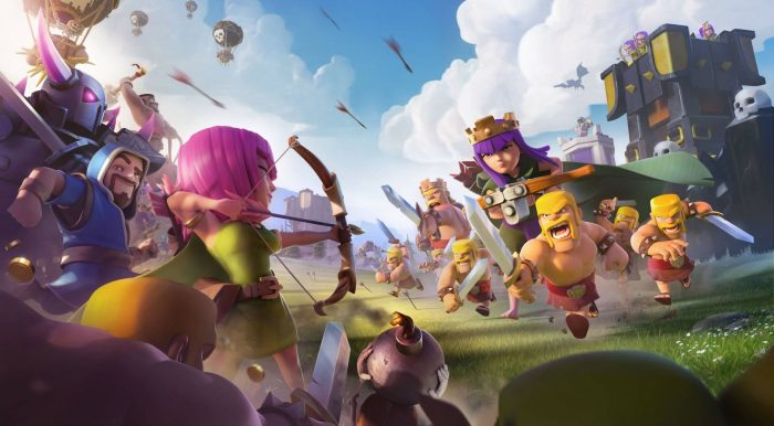 Supercell / Clash of Clans / como jogar clash of clans no pc