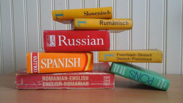 Tessakey / dicionários de línguas / Pixabay / como traduzir
