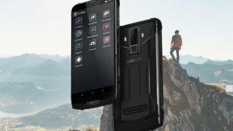 Doogee S90 é smartphone modular que pode ter bateria de 10.050 mAh