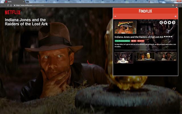 FindFlix - O que ver na Netflix