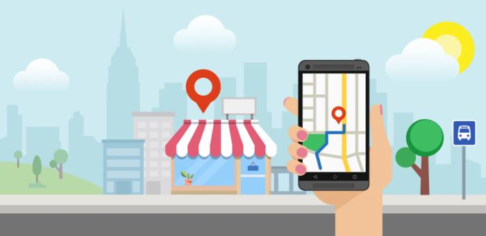 Google / Meu Negócio / como colocar minha empresa no google maps