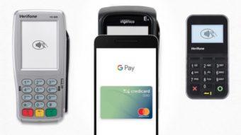 Google Pay agora funciona com cartões Itaucard e Credicard