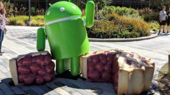 Como ativar o dark mode do Android Pie e economizar bateria