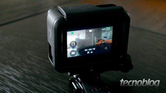 GoPro Hero 7 Black: muita estabilização sem gimbal