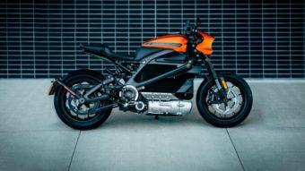 Harley-Davidson lança LiveWire, sua primeira moto elétrica por US$ 30 mil