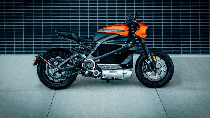 Harley-Davidson apresenta a LiveWire, sua primeira moto elétrica (Foto: Divulgação)