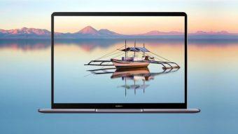 Huawei MateBook 13 é o mais novo rival do MacBook Air