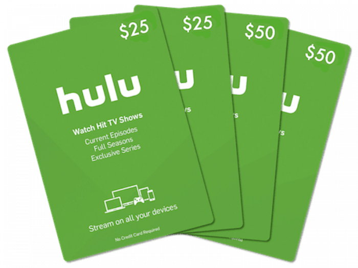 hulu-gift-cards